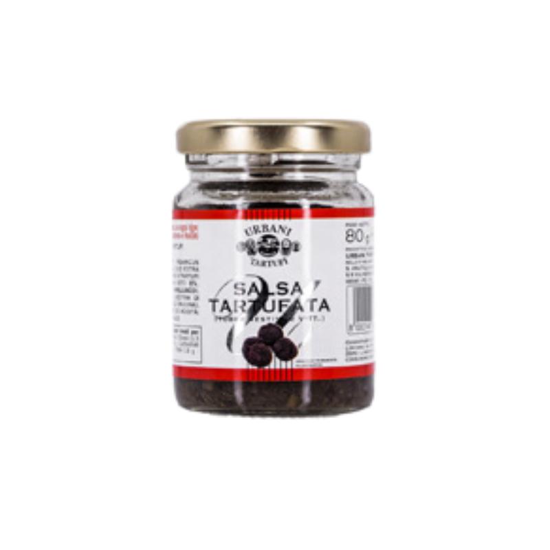 Csiperke salsa fekete szarvasgombával 80 g