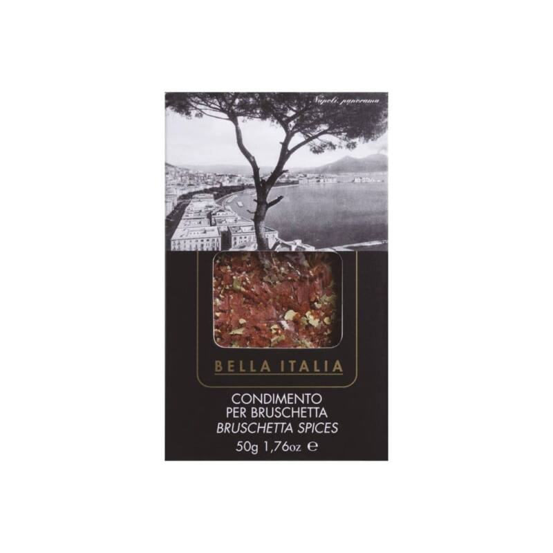 Bella Italia fűszerkeverék bruschettához 50g