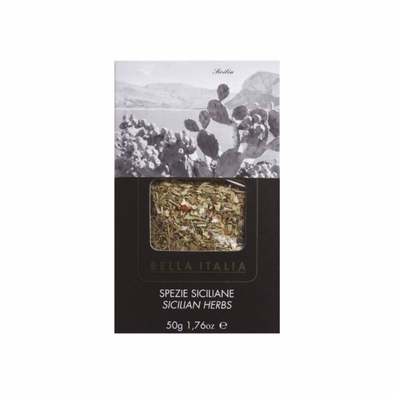 Bella Italia szicíliai fűszerkeverék 50 g