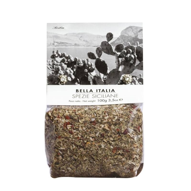 Bella Italia Spezie alla Siciliana fűszerkeverék 100 g