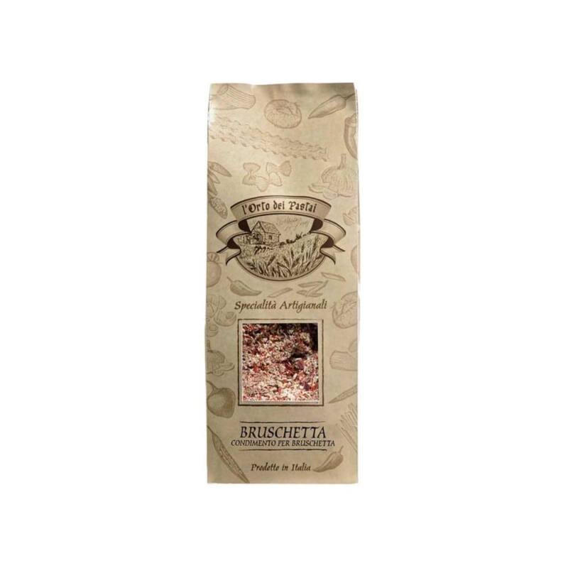L'Orto dei Pastai SPEZIE fűszerkeverék bruschettához 100 g