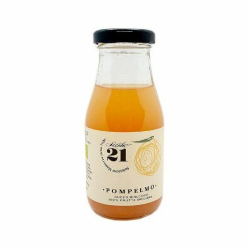 Secolo 21 bio grapefruit juice 25cl