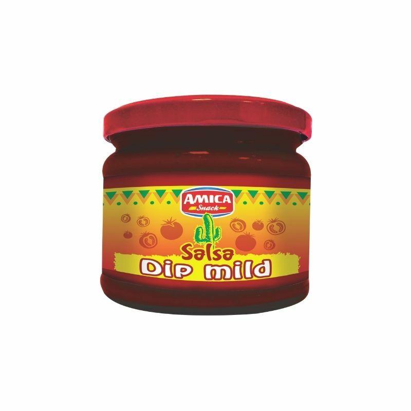 Amica enyhén csipős salsa szósz 315 g