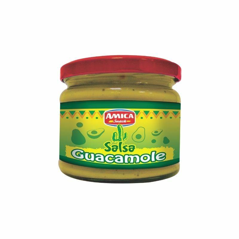 Amica - guacamole szósz 280g