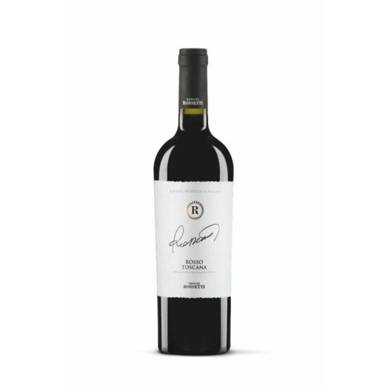 Farnese Tenute Rossetti - Rosso Toscana IGT vörösbor 750 ml